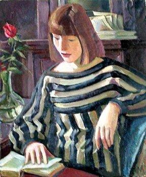Jaar van het boek, Mara Vladimirovna Daugaviete