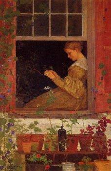 Jaar van het boek, Winslow Homer