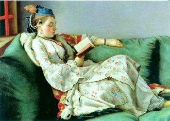 Jaar van het boek, Jean-Étienne Liotard