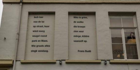 Frans Budé, Maastricht