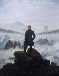 Caspar David Friedrich, Wanderer