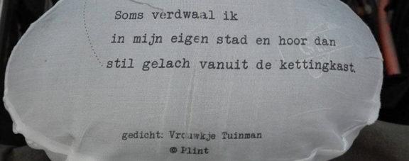 Poëzie, gedicht, Vrouwkje Tuinman