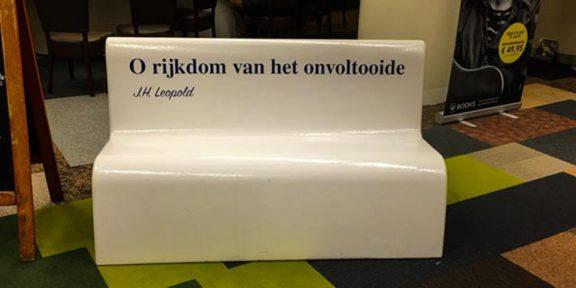 Poëzie, gedicht, J.H. Leopold, Rotterdam