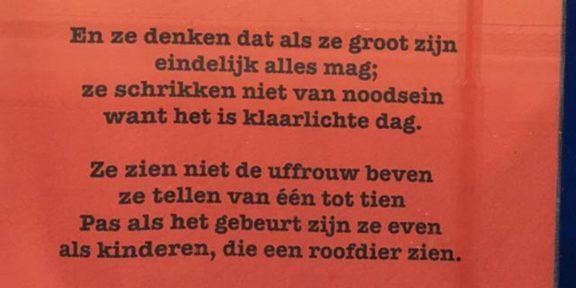 Poëzie, gedicht, Jan Leyten, Nijmegen