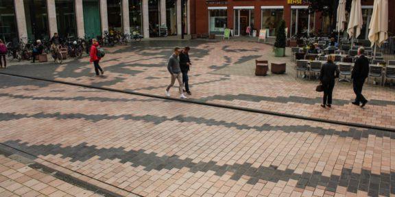 Münster, Pablo Picasso Platz