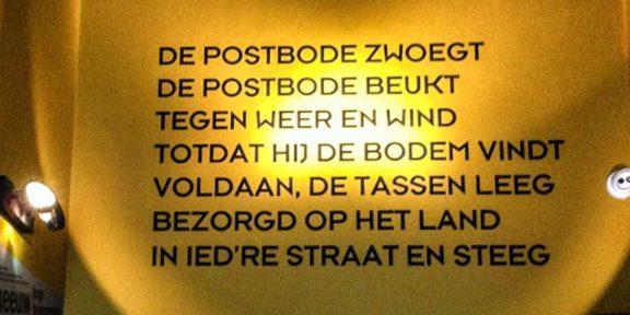 Poëzie, gedicht, Leeuwarden