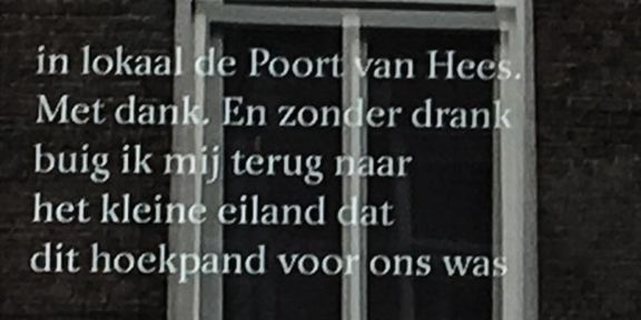 Poëzie, gedicht, Harry P.M. van de Vijfeijke, Nijmegen