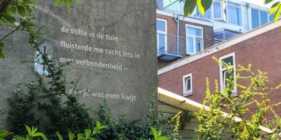 Poëzie, gedicht, Eric Wisse, Den Haag