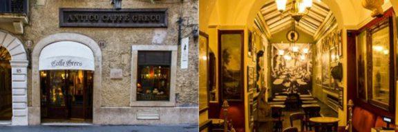 Caffè Greco, Moritz von Schwind, Rome