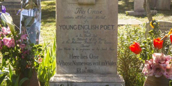 Poëzie, John Keats, Rome