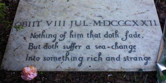 Poëzie, gedicht, Percy Bysshe Shelley, Rome