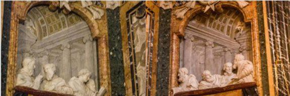Cornarokapel, Santa Maria della Vittoria, Gianlorenzo Bernini, Rome
