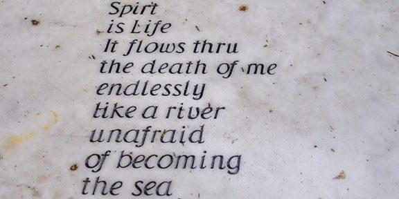 Poëzie, gedicht, Gregory Corso, Rome