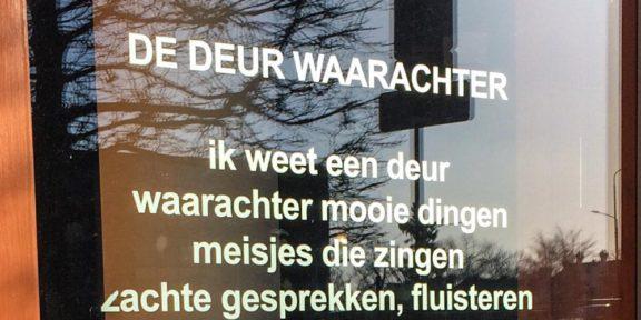 Poëzie, gedicht, Herman Pieter de Boer, Helmond