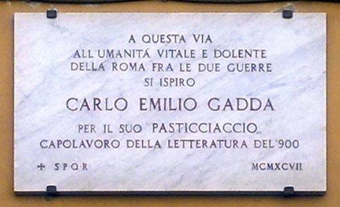 Via Merulana, Rome