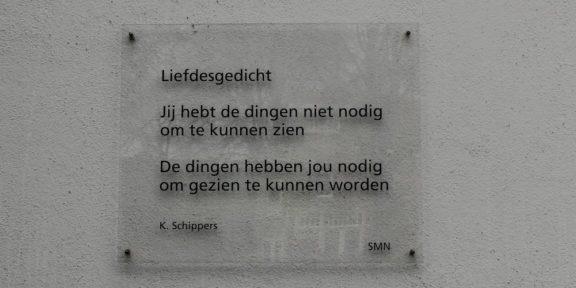poëzie, gedicht, K. Schippers, Nunspeet