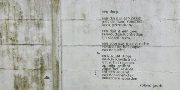 Poëzie, gedicht, Machelen, Roland Jooris