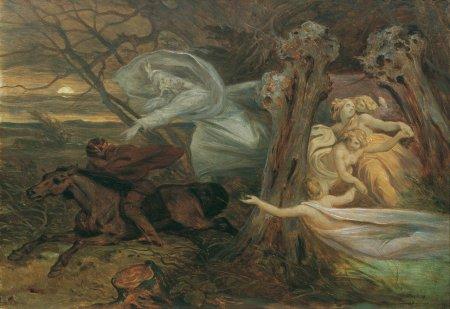 Moritz von Schwind, Erlkönig
