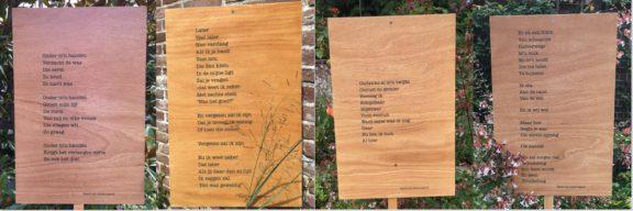 Poëzie, gedicht, Sigrid van Amerongen, Oosterbeek