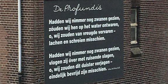 Poëzie, gedicht, Ida Gerhardt, Monnickendam