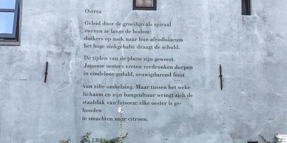 Poëzie, gedicht, Middelburg, Jan J.B. Kuipers