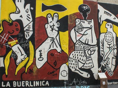 Buerlinica, Berlijn, East Side Gallery