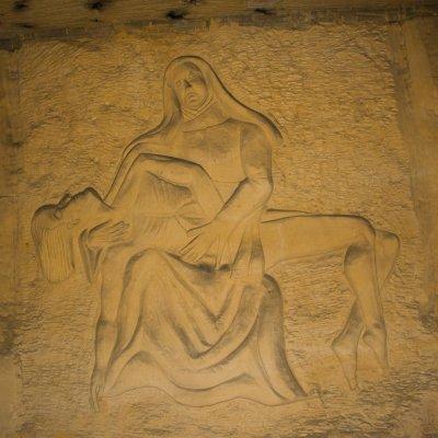 Pieta, Jezuietenberg, Maastricht