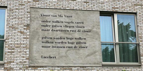Poëzie, gedicht, Lucebert, Middelburg
