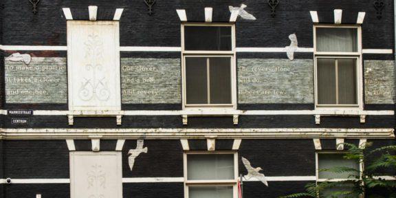 Poëzie, gedicht, Emily Dickinson, Amsterdam