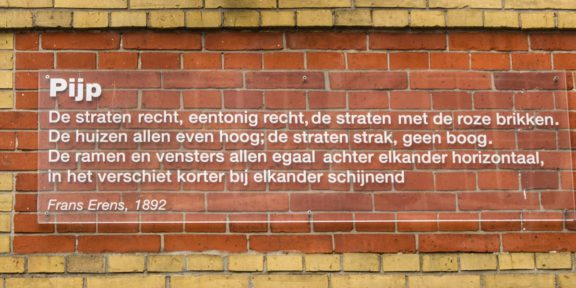 Poëzie, gedicht, Frans Erens, Amsterdam