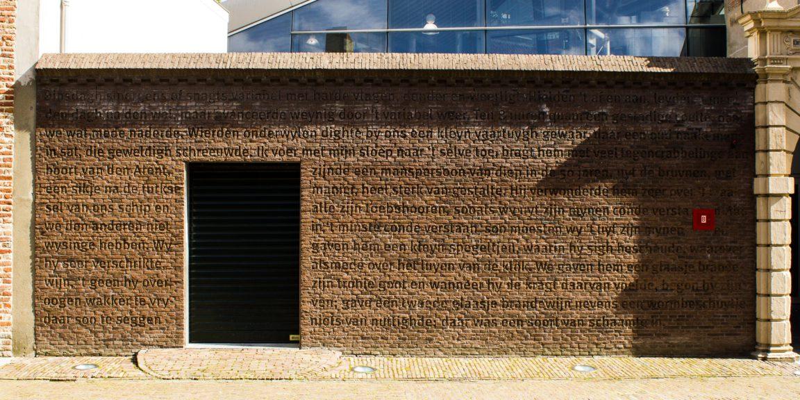 Jocob Roggeveen, Middelburg