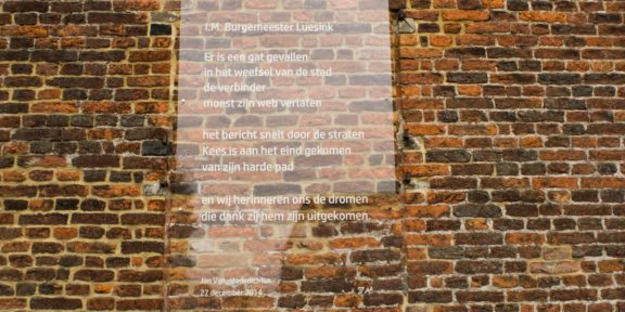 Poëzie, gedicht, Jan Vijn, Doesburg