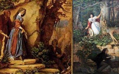 Moritz von Schwind, Abenteuer des Malers Joseph Binder, Eine Symphonie