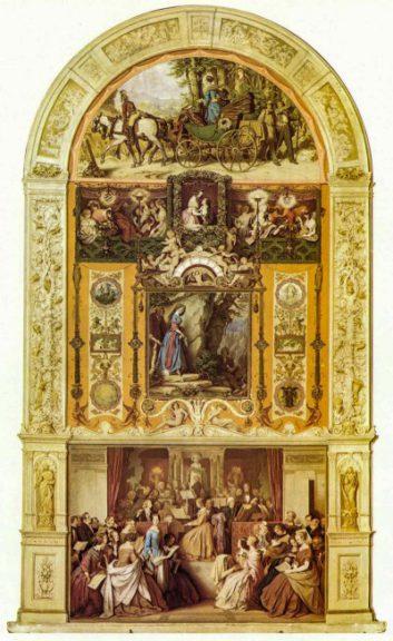 Moritz von Schwind, Eine Symphonie