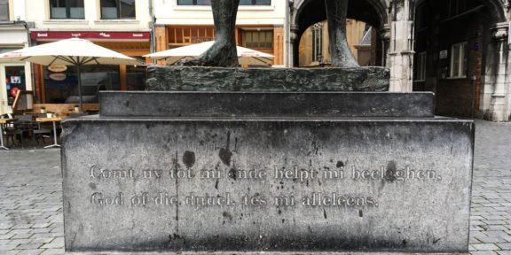 Poëzie, Nijmegen, Mariken van Nimweghen