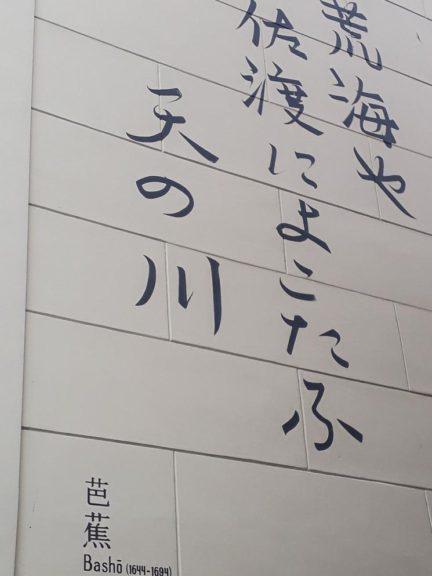 Poëzie, gedicht, Matsuo Basho, Leiden