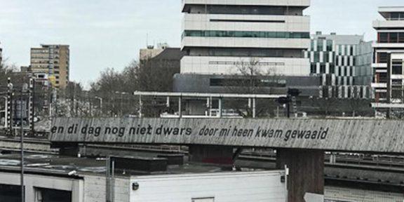 Poëzie, gedicht, Ramsey Nasr, Rotterdam