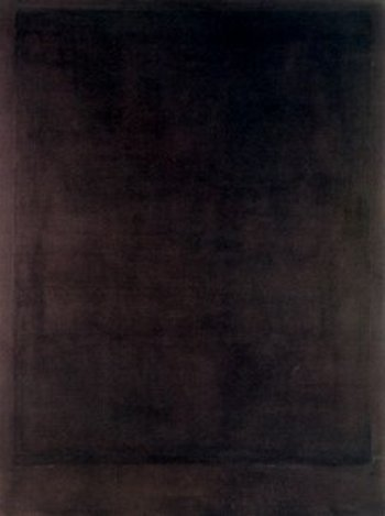 Mark Rothko, Balck Painting no. 8