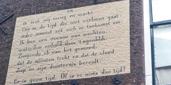Poëzie, gedicht, Leiden, M. Vasalis