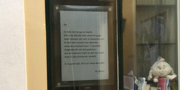 Poëzie, gedicht, M. Vasalis, Deventer