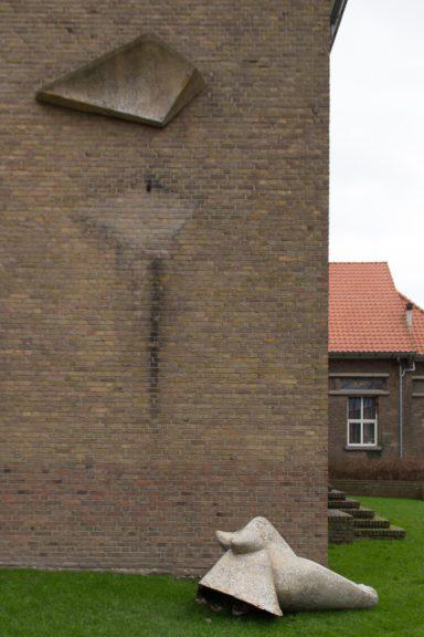 Bart Welten, Sedes sapientiae, Canisius College, Nijmegen