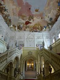 Würzburg, Residenz, barok, Balthasar Neumann