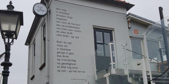 Poëzie, gedicht, André van Zwieten, Wijk bij Duurstede