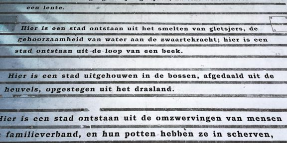 Poëzie, gedicht, Koos van Zomeren, Arnhem