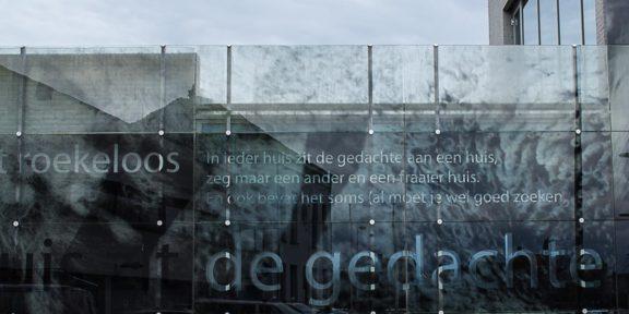 Poëzie, gedicht, Luuk Gruwez, Tilburg