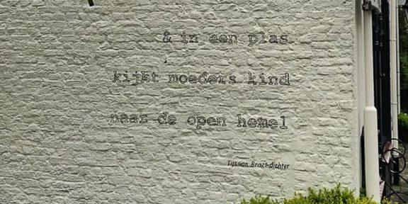 Poëzie, gedicht, Tijs van Bragt, Groede