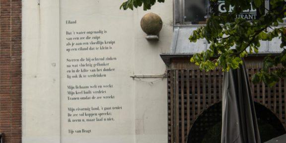 Poëzie, gedicht, Tijs van Bragt, Middelburg