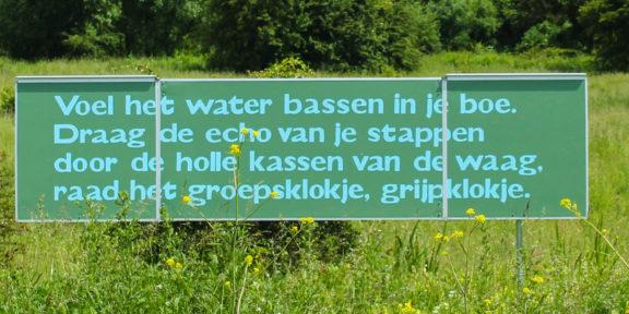 Poëzie, gedicht, Martijn Benders, Millingerwaard