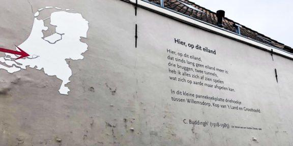 Poëzie, gedicht, Cees Buddingh', Dordrecht