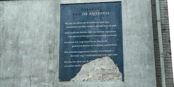 Poëzie, gedicht, Marken, Tom van Deel